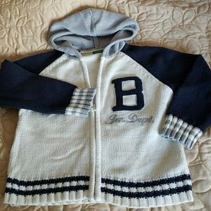 United Colors of Benetton boy's sweater